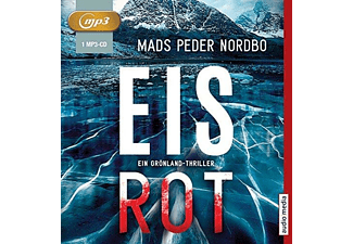 Eisrot - 1 MP3-CD - Krimi/Thriller