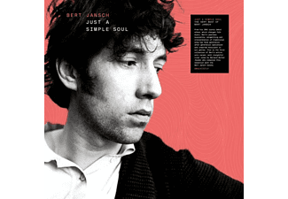 Bert Jansch - Just a Simple Soul - (Vinyl)