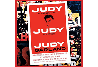 Judy Garland - Judy Garland At Carnegie Hall - (CD)