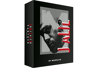 Jalil - BLACK PANTHER (Limited-Jersey-Box) - (CD + Merchandising)