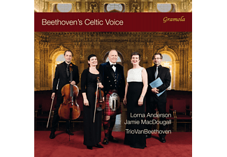 Lorna Anderson, Jamie MacDougall, TrioVanBeethoven - Beethoven's Celtic Voice - (CD)