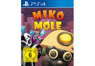 MIKO MOLE - PlayStation 4