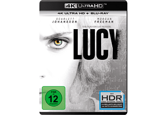 Lucy - (4K Ultra HD Blu-ray + Blu-ray)