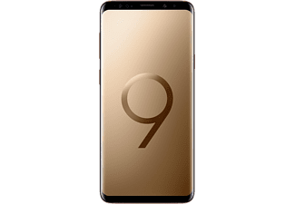 SAMSUNG Galaxy S9+ 64 GB Sunrise Gold Dual SIM