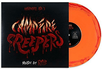 Rob - Campfire Creepers (Ltd.Red Vinyl 10''+MP3) - (EP (analog))
