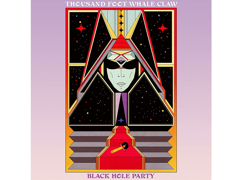 Thousand Foot Whale Claw - Black Hole Party [Vinyl]