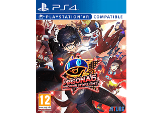 Persona 5 Dancing in the Starlight PlayStation 4