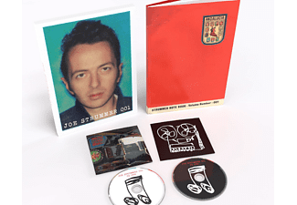 Joe Strummer - Joe Strummer 001 - box (incl. 64P Book Limited) - (CD + Buch)