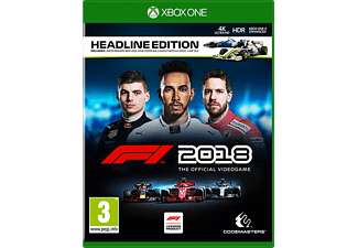 F1 2018 Headline Edition (Day 1 Edition) Xbox One