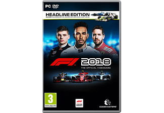 F1 2018 Headline Edition (Day 1 Edition) PC