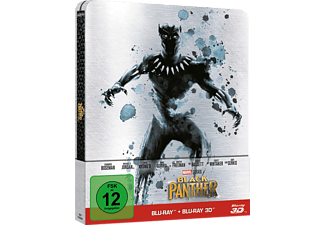 Black Panther - Limited Edition Steelbook Action Blu-ray