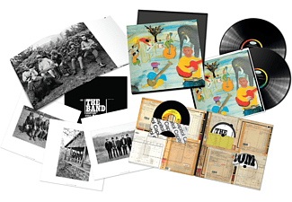 The Band - MUSIC FROM BIG PINK 50th ANNIVERSARY EDITION Super Deluxe - (Vinyl)