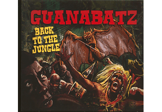Guanabatz - Back To The Jungle LP