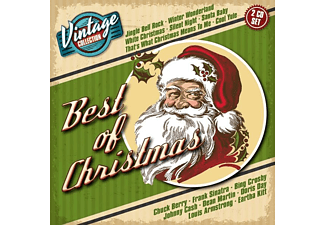 VARIOUS - Best Of Christmas-Vintage Collection - (CD)