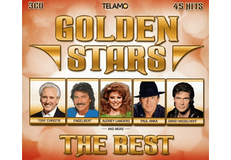 VARIOUS - Golden Stars-The Best - (CD)