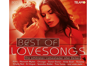 VARIOUS - Best of Lovesongs - (CD)