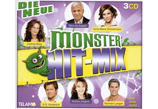 VARIOUS - Monster Hit Mix-Die Neue - (CD)
