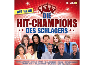 VARIOUS - Die Hit Champions des Schlagers Vol.2 - (CD)