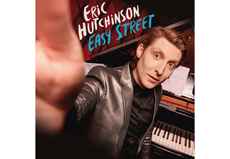 Eric Hutchinson - Easy Street - (CD)