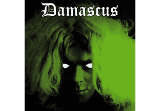 Damascus - Cold Horizon (Green Vinyl) - (Vinyl)