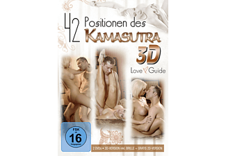 Love Guide Vol.3-42 Positionen des Kamasutra - (DVD)