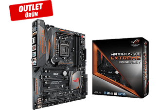 ASUS ROG MAXIMUS VIII EXTREME/ASSEMBLY LGA1151 Z170 DDR4 Anakart Outlet