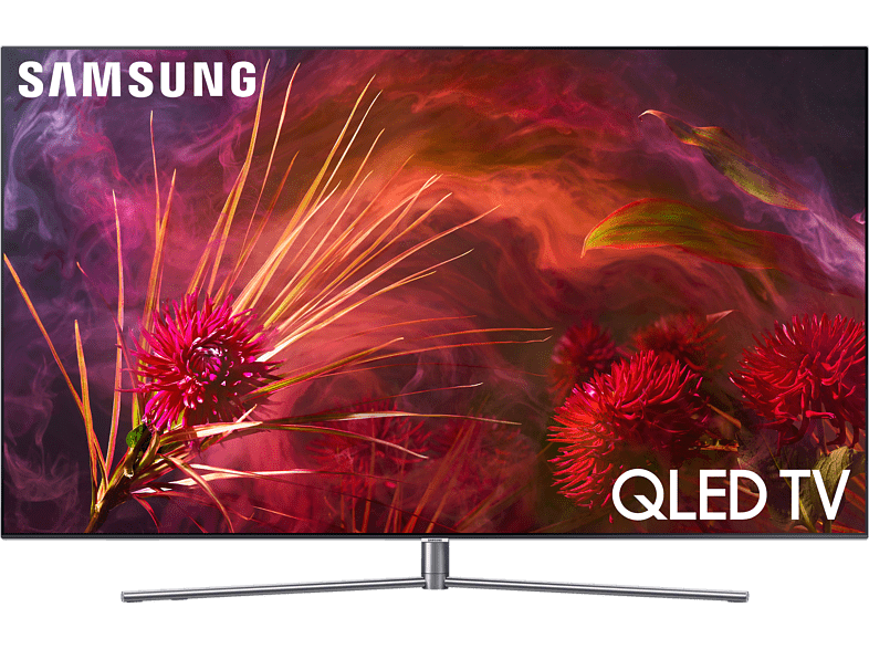 SAMSUNG GQ55Q8FNG QLED TV (Flat, 55 Zoll, UHD 4K, SMART TV, Tizen)