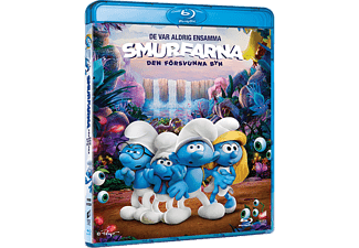SMURFS: THE LOST VILLAGE BD
