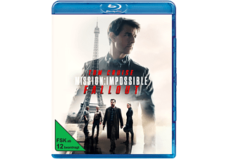 Mission: Impossible - Fallout - (Blu-ray)
