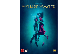 The Shape of Water DVD