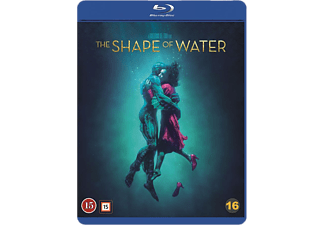 The Shape of Water Blu-ray