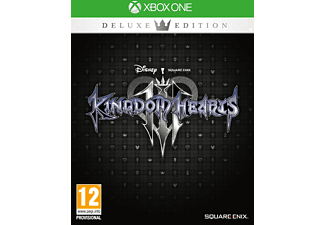 Kingdom Hearts III Édition Deluxe FR/NL Xbox One