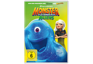 Monster und Aliens - (DVD)