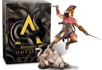 Assassin's Creed Odyssey Édition Medusa FR/NL PS4