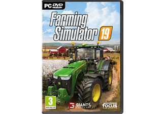 Farming Simulator 19 UK/FR PC