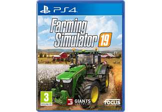 Farming Simulator 19 UK/FR PS4