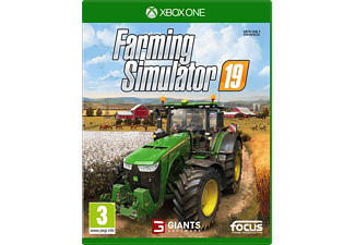 Farming Simulator 19 FR/UK Xbox One