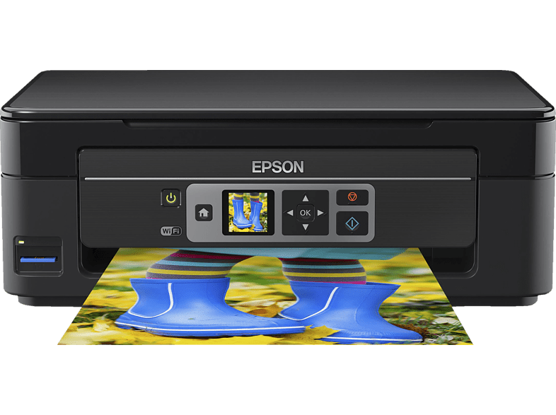EPSON Expression Home XP-352 Tintenstrahl Multifunktionsdrucker WLAN