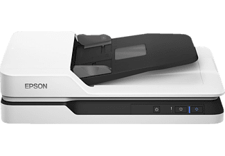 EPSON WorkForce DS-1630, Dokumentenscanner, Schwarz, Weiß