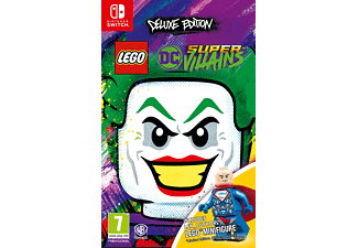 LEGO DC Super-Villains Deluxe Edition Switch