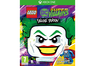 LEGO DC Super-Villains Édition Deluxe Xbox One