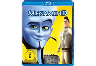 Megamind - (Blu-ray)