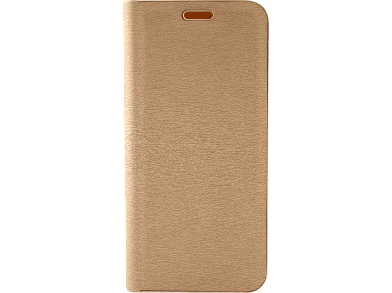 AGM 27228 Relief Bookcover Samsung S9 Obermaterial Kunststoff Gold