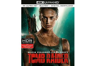 Tomb Raider (2018) 4K Ultra HD Blu-ray