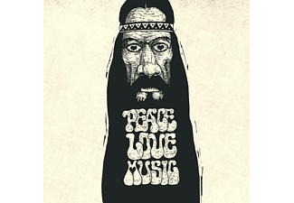 Various - PEACE LOVE MUSIC (LIM.ED.) - (Vinyl)
