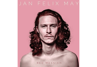 Jan Felix May - Red Messiah - (CD)