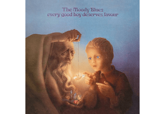 The Moody Blues - Every Good Boy Deserves Favour LP
