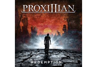 Proxillian - Redemption - (CD)