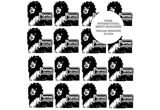 Pama International Meets Manasseh - Trojan Sessions In Dub - (Vinyl)