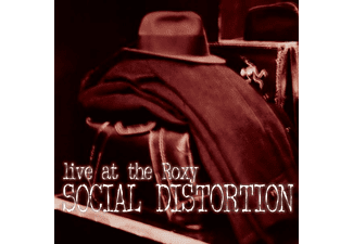 Social Distortion - LIVE AT THE ROXY - (Vinyl)